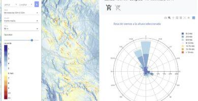 mapa eólico
