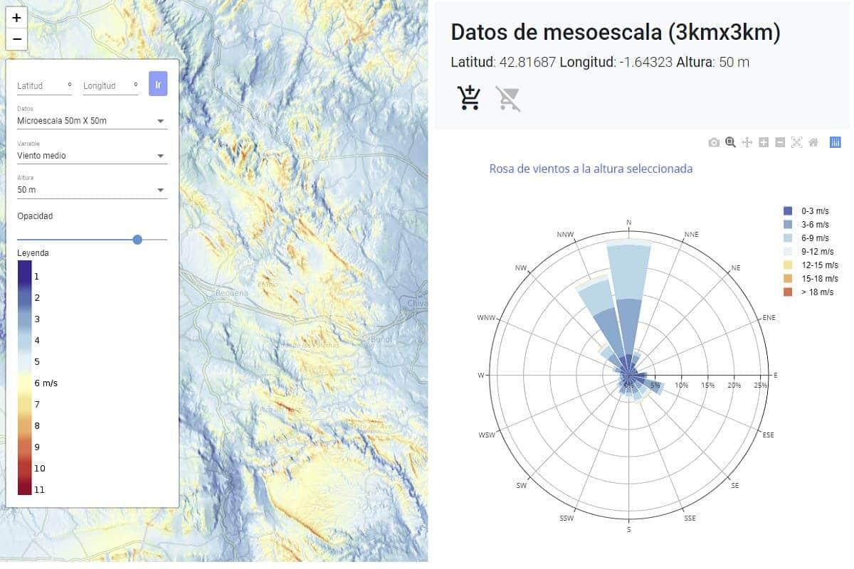 Mapa-eolico