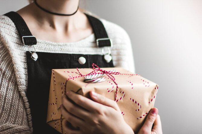 papel de regalo ecológico