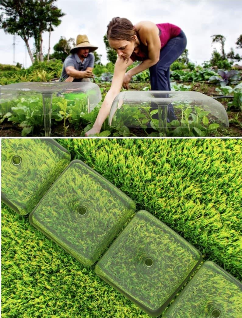 tecnología para la agricultura