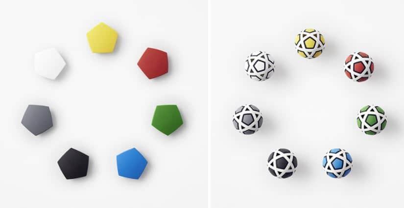 balones de colores