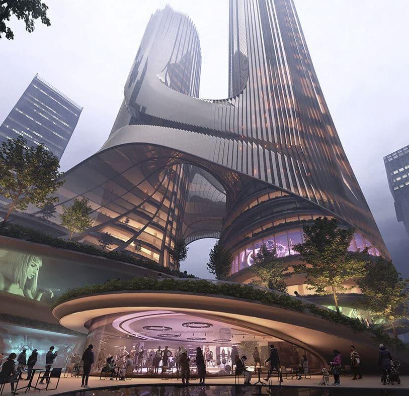 proyecto zaha hadid arquitectos