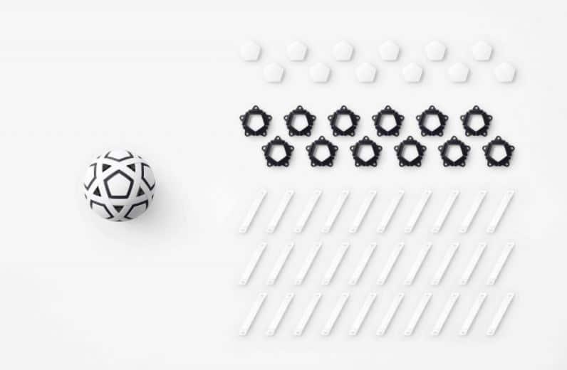 tecnología fabricación balón futbol