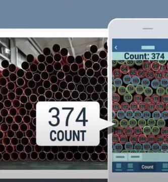 app contar objetos y materiales