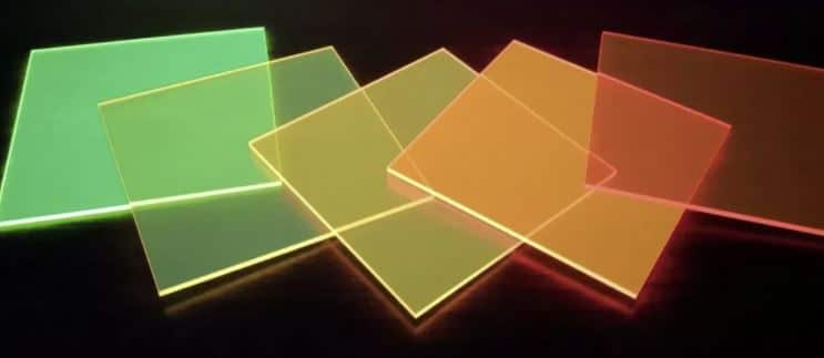 cristales luminiscentes