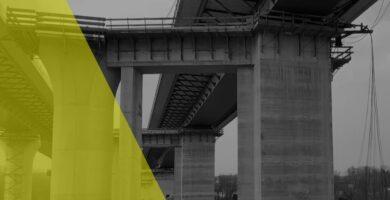 construcción puente ingeniería civil