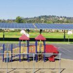 escuelas con paneles solares