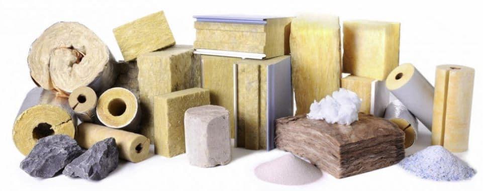 materiales aislantes para edificios