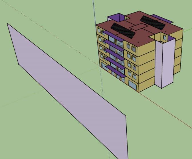 optimización aislamiento edificio
