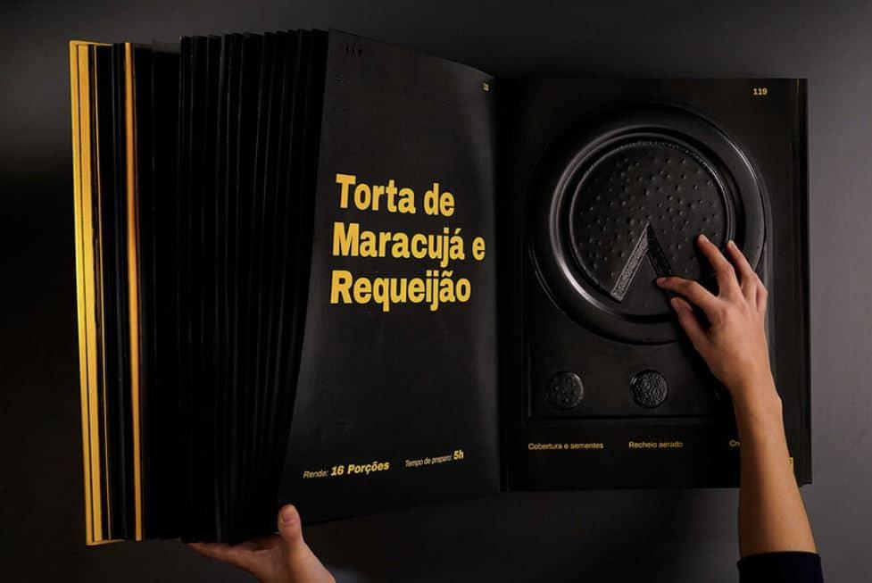 libro para la cocina