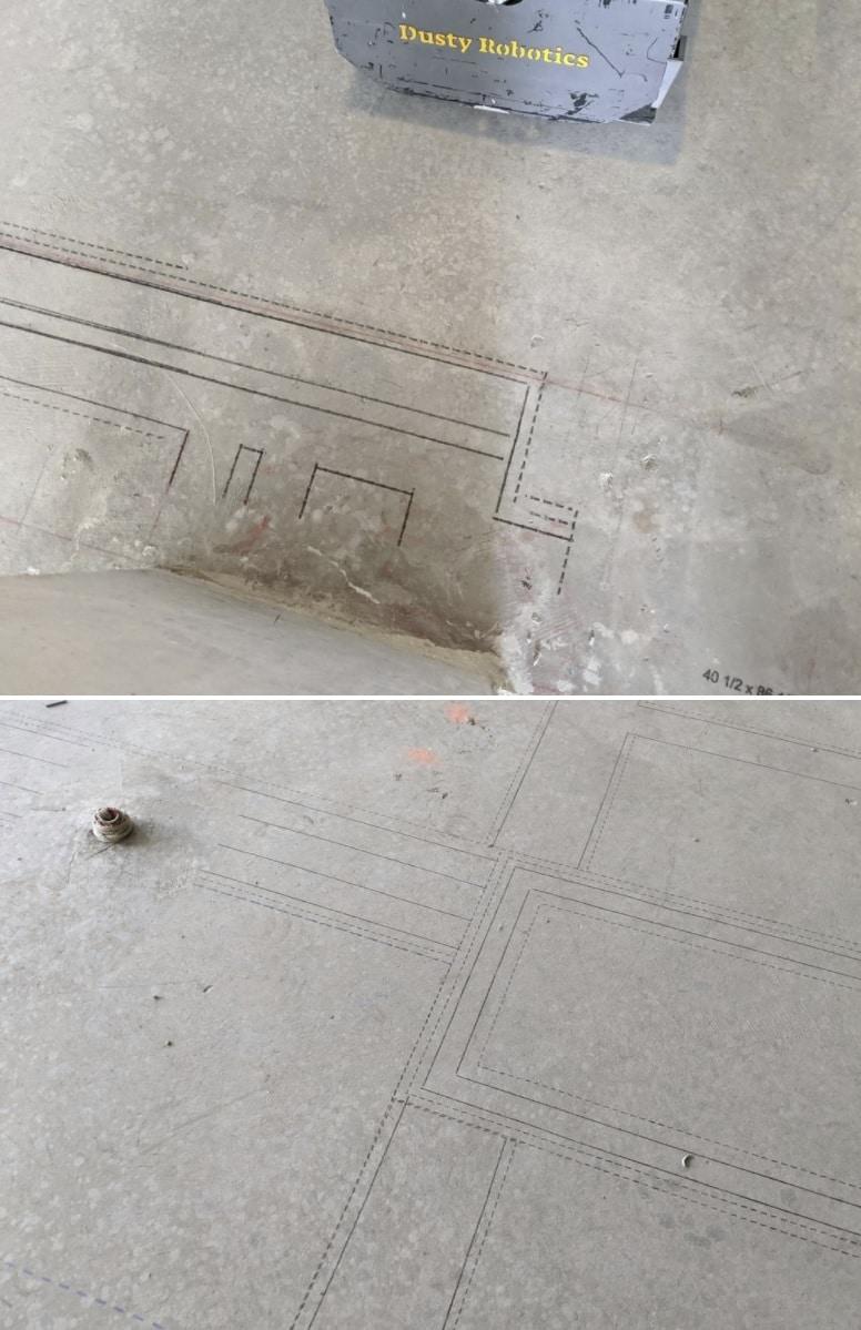 replanteo en obras y construcción