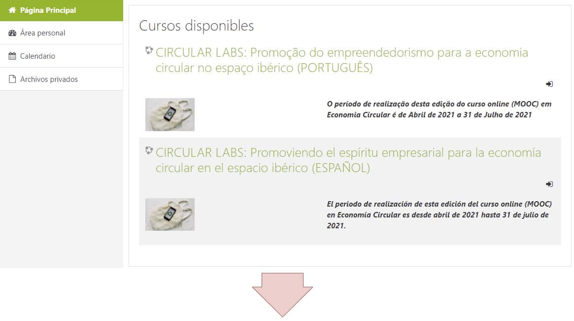 formación en economía circular