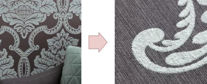 papel pintado textura textil