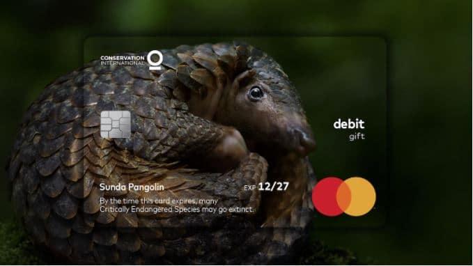 tarjeta prepago para salvar animales
