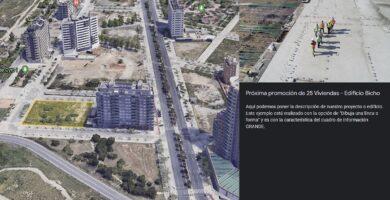 hacer presentaciones con Google earth