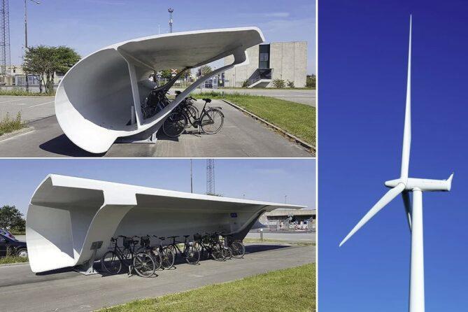 reciclaje palas aerogeneradores